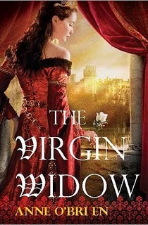 The Virgin Widow by Anne O'Brien