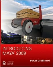 Introducing Maya 2009 [With CDROM] by Dariush Derakhshani