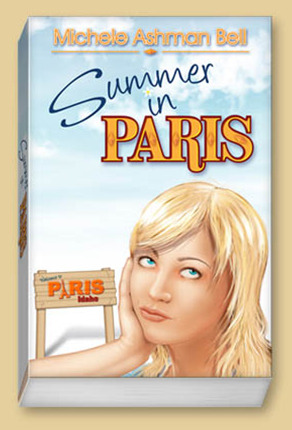 Summer In Paris by Michele Ashman Bell