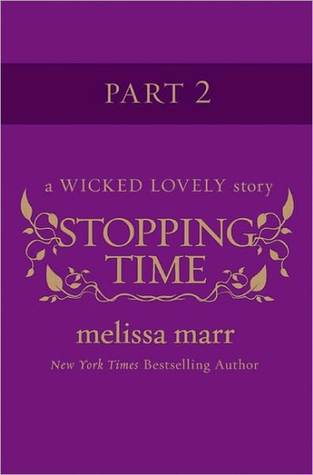 Stopping Time Melissa Marr Wicked Lovely epub download and pdf download