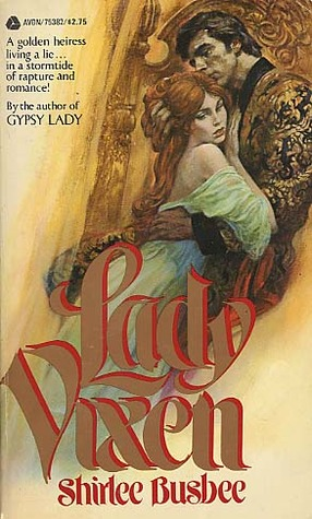 Lady Vixen by Shirlee Busbee