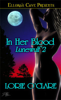 In Her Blood by Lorie O'Clare