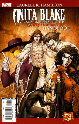 Anita BlakeVampire Hunter by Laurell K. Hamilton