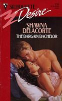 The Bargain Bachelor by Shawna Delacorte