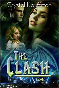 The Clash (Guardian's Realm, #3)