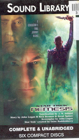 Star Trek Nemesis by Grover Gardner