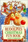 Rudolph's Christmas Fun Book