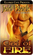 God of Fire by Jaid Black