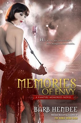Memories of Envy by Barb Hendee