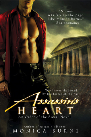 Assassin's Heart by Monica Burns