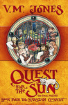 Quest for the Sun (Karazan Quartet, #4)