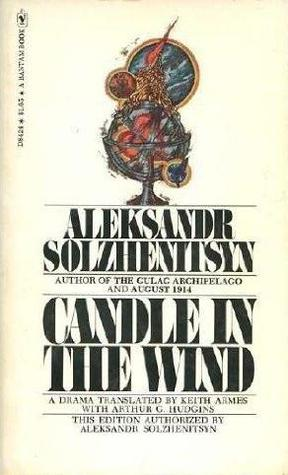 Candle in the Wind by Aleksandr Solzhenitsyn