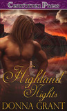 Highland Nights (Druid's Glen, #2)