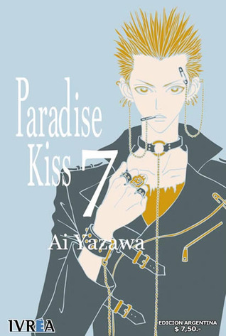 Paradise Kiss 7 by Ai Yazawa