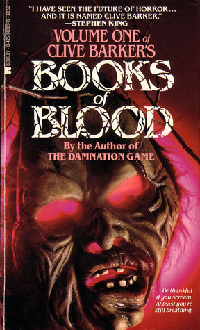 Books of Blood 1 by Clive Barker
