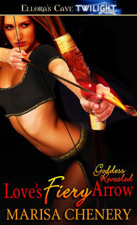 Love's Fiery Arrow (Goddess Revealed, #2)