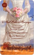 Mail-Order Marriages by Jillian Hart