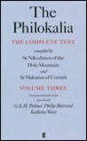 Philokalia, Vol. 3 by St. Nikodimos