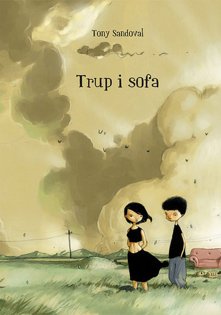 Trup i sofa by Tony Sandoval