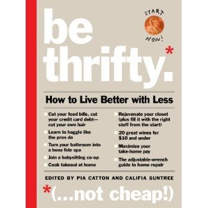 Be Thrifty by Pia Catton