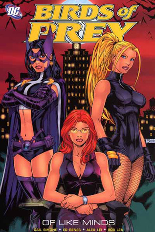 Birds of Prey Vol. 3: Of Like Minds