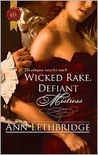 Wicked Rake, Defiant Mistress