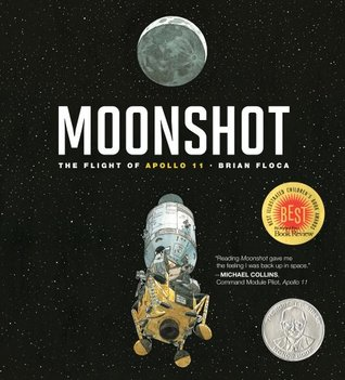 Moonshot by Brian Floca