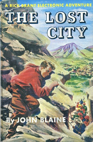 The Lost City by John Blaine