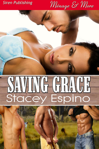 Saving Grace by Stacey Espino