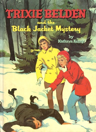 The Black Jacket Mystery by Kathryn Kenny
