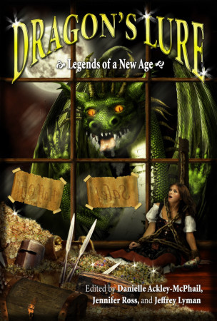 Dragon's Lure by Danielle Ackley-McPhail