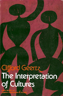 Interpretation Of Cultures by Clifford Geertz