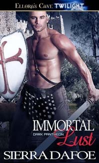 Immortal Lust by Sierra Dafoe