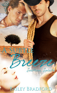A Subtle Breeze (Southern Spirits, #1)