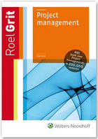 Projectmanagement  by Roel Grit