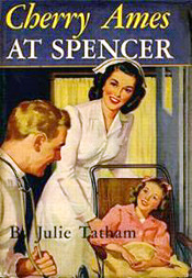 Cherry Ames At Spencer by Julie Tatham