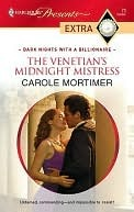 The Venetian's Midnight Mistress by Carole Mortimer