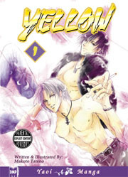 Yellow, Volume 01 by Makoto Tateno