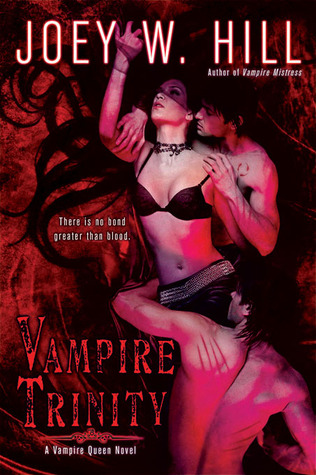 Vampire Trinity by Joey W. Hill