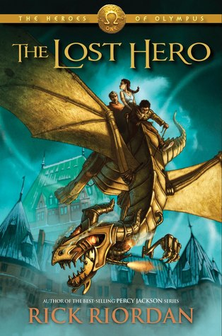 Book View: The Lost Hero