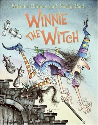 Winnie the Witch by Valerie Thomas