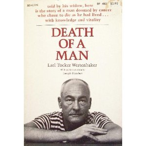 Death of a Man by Lael Tucker Wertenbaker