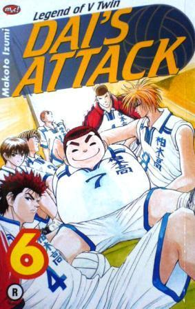 Dai's Attack Vol. 6