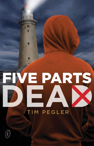 Five Parts Dead by Tim Pegler