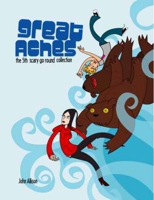 Great Aches (Scary Go Round #5)