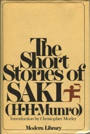 The Short Stories of Saki by Saki