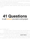 41 Questions To Ask Before You Start A Web Project