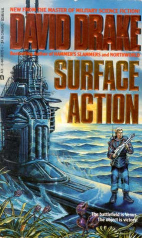 Surface Action by David Drake