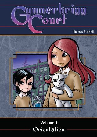 Gunnerkrigg Court, Vol. 1: Orientation (Gunnerkrigg Court #1)