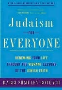 Judaism for Everyone by Shmuley Boteach